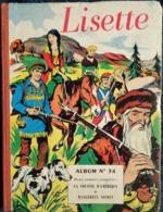 Lisette - Album N° 34 - ( 11 Numéros De 1954 ) . - Magazines Et Périodiques