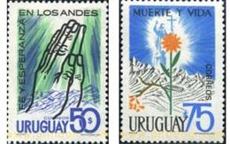 Ref. 297056 * MNH * - URUGUAY. 1973. ACCIDENTE DE AVIACION EN LOS ANDES - Uruguay
