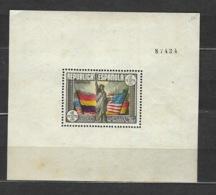 Europe, Espagne, Bloc, N° 8 * - Blocks & Kleinbögen