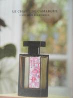 Le Chant De Camargue Japan - Cartes Parfumées