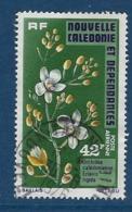 """Nle-Caledonie Aerien YT 165 (PA) """" Orchidées """" 1975 Oblitéré - Luftpost"""