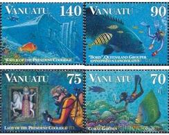 Ref. 158936 * MNH * - VANUATU. 1997. AÑO DE LOS ARRECIFES DEL CORAL - Vanuatu (1980-...)
