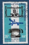 """Nle-Caledonie Aerien YT 170 (PA) """" Téléphone """" 1976 Oblitéré - Luftpost"""