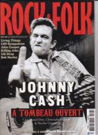 """C 5)Livre, Revues >  Jazz,Rock, Country > Rock & Folk """" """"Johnny Cash""""   (+- 130 Pages) - Livres, BD, Revues"""