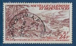 """Nle-Caledonie Aerien YT 171 (PA) """" Indépendance USA """" 1976 Oblitéré - Luftpost"""