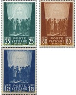 Ref. 115520 * MNH * - VATICAN. 1942. WAR PRISONERS WELFARE FUND . PRO PRISIONEROS DE GUERRA - Unclassified