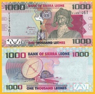 Sierra Leone 1000 Leones P-30b 2013 UNC Banknote - Sierra Leone