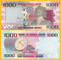 Sierra Leone 1000 Leones P-30 2010 UNC - Sierra Leone