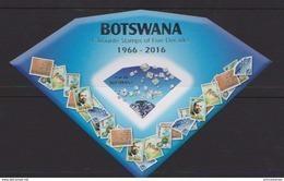 Botswana (2016) - Block - / Minerals - Mineraux - Diamante - Diamont - Minerals
