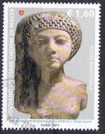 2011 - S.M.O.M. - ARTE EGIZIA / EGYPTIAN ART - USATO / USED. - Sovrano Militare Ordine Di Malta