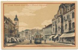 UJVIDEK - Kossuth Lajos Utca - Serbie