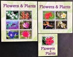 # St.Vincent & Gren. 2016**Mi.7671-81  Flowers & Plants , MNH [1;18,19] - Andere