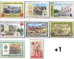 Ref. 294345 * MNH * - VENEZUELA. 1967. 4th CENTENARY OF CARACAS . 4 CENTENARIO DE CARACAS - Venezuela