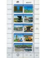Ref. 178609 * MNH * - VENEZUELA. 1996. 25 ANIVERSARIO DEL INSTITUTO AUTONOMO. AEROPUERTO INTERNACIONAL DE MAIQUETIA - Venezuela