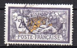 Col17  Colonie Alexandrie N° 32 Oblitéré Cote 16,00€ - Alexandrie (1899-1931)