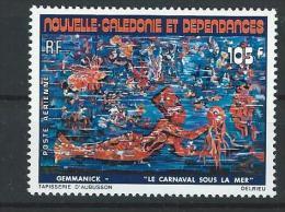 "Nle-Caledonie Aerien YT 185 (PA) "" Tapisserie "" 1978 Neuf** - Luftpost"