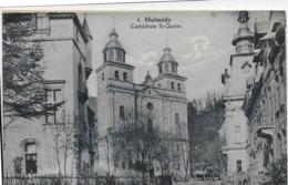 MALMEDY ..-- Cathédrale Saint - Quirin . - Malmedy