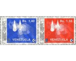 Ref. 177941 * MNH * - VENEZUELA. 1986. XI VENEZUELAN CONGRESS OF ENGINEERING, ARCHITECTURE AND RELATED PROFESSIONS . XI - Venezuela