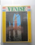 GUIDE DE VOYAGE VENISE + PLAN DE VENISE 64 Pages Palais Ducal Basilique Grand Canal Palais Iles Et Lagune 106 Illustrati - Tourisme, Voyages