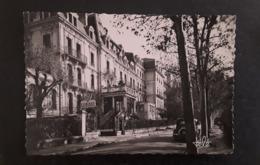 AIX LES BAINS , Savoie  Clinique HERBERT , Vieille Auto,  Années 50 Ed TELE, TB - Aix Les Bains