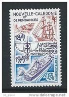 "Nle-Caledonie Aerien YT 191 (PA) "" Chambre De Commerce "" 1979 Neuf** - Luftpost"