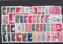 DDR, Fast Kpl. Jahrgang 1956** (K 4585) - Nuovi