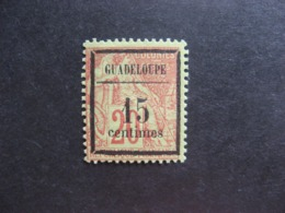 Guadeloupe: TB N°4, Neuf X. - Unused Stamps