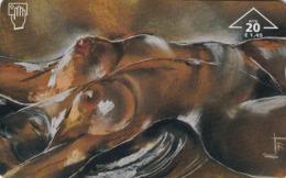 AUSTRIA - Kunst Hans Scasny (Painting), F557 , Tirage 760, 03/01 - Oostenrijk
