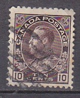 F0172 - CANADA Yv N°97 - Gebruikt