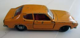 Ford Capri 1700 GT - Minijet Norev 1/66 ème - Norev