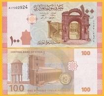 Syria 100 Lira P-113 2009 UNC Banknote - Syrië