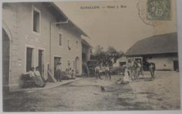 01 Echallon - Hotel Bret - Other Municipalities