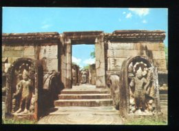CPM Sri Lanka POLONNARUWA The Watadage - Sri Lanka (Ceylon)