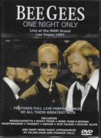 DVD Beegees Live In Las Vegas 1997 - Concert & Music