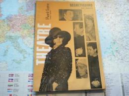 L'Avant-Scène Théâtre N°344 Secretissimo Marc Camoletti - Cinéma