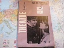 L'Avant-Scène Théâtre N°343 Inès De Portugal Alejandro Casona - Cinéma