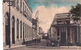 Brasil  - MANAOS - MANAUS - Rue Marechal Deodoro - Manaus