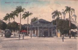 Brasil  - MANAOS - MANAUS - Pavilhao Universal - Manaus