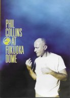 DVD Phil Collins At Fukuoka Dome - Concert & Music