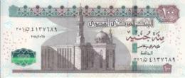 EGYPT 100 POUNDS EGP 2018 P-72b SIG/ T.AMER #24 UNC */* - Aegypten