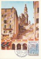 MONACO Maximum Card 1274 - Europa-CEPT