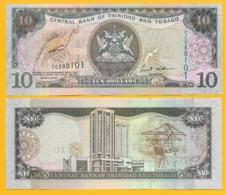 Trinidad & Tobago 10 Dollars P-48 2006 Sign. Williams UNC Banknote - Trinidad En Tobago