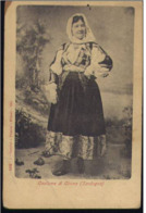 COSTUMI SARDEGNA OLIENA NUORO) - FOTOGRAFICA --- Q1939 - Costumes