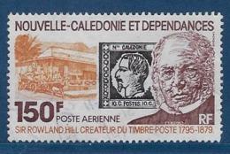"""Nle-Caledonie Aerien YT 198 (PA) """" R. Hill """" 1979 Oblitéré - Luftpost"""