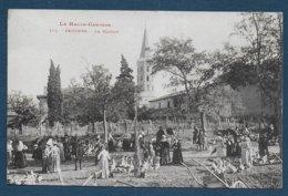 CADOURS - Le Marché - Frankreich