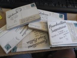 LOT DE PLUS+++ De 100 Cartes Postales Avec Publicité , Pharmacie,medicament,medical Majoritée ITALIE - Werbung