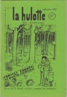 La Hulotte Des Ardennes, N° 7 ; Spécial Arbres - Nature