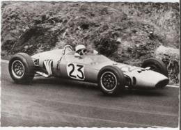 Cpsm Automobile Sport Mecanique    Rene BONNET RENAULT F 1964 - Rallyes