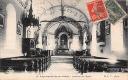 ANGLESQUEVILLE SUR SAONE - Intérieur De L'Eglise - France