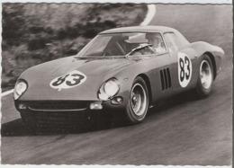Cpsm Automobile Sport Mecanique    FERRARI GTO 1963:1964 - Rallyes